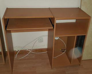 Mesa de ordenador de segunda mano por 55 en parla en wallapop - Mesas ordenador segunda mano ...