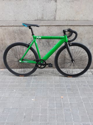 Bicicleta Leader 721 verde