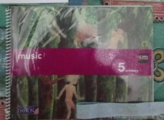 Libro de Música 5o. de primaria