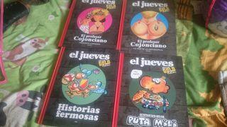 COMICS EL JUEVES