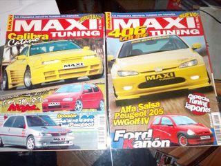 Revistas tuning desde 1998