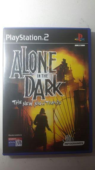 Alone in the Dark para Playstation 2