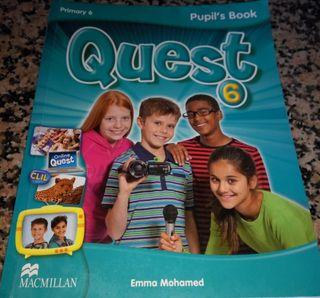 QUEST 6 BOOK (MCMILLAN)