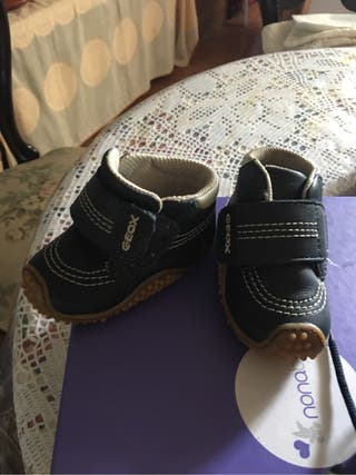 Zapatos niño talla 16