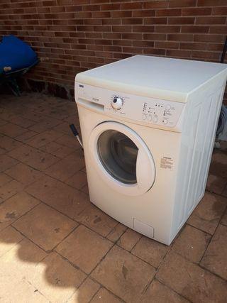 lavadora automatica zanussi
