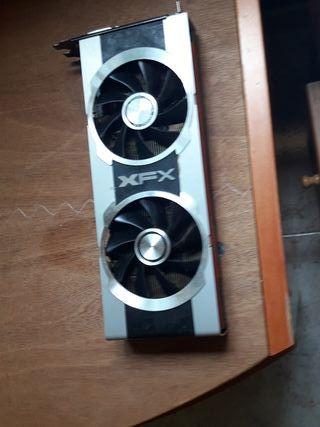 tarjeta grafica amd xfx R7900 series