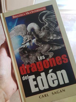 libro los dragones del Edén