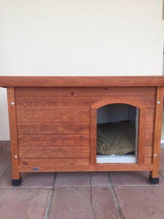 Caseta de perro/gato
