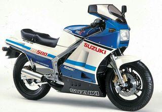 piezas suzuki rg 500
