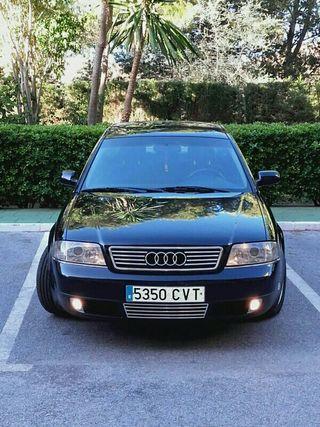 Audi A6 TDI 2.5 año 2000