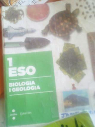 llibre biologia i geologia 1r eso