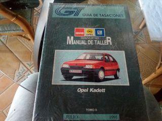 manual de taller opel kadett
