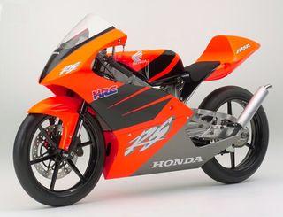 chasis honda rs 125 nx4