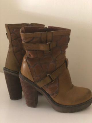 Zapatos y bolso mujer