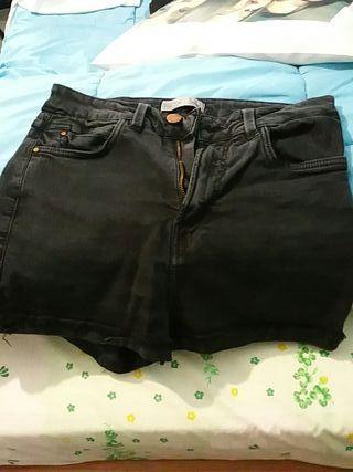 pantalon corto mujer