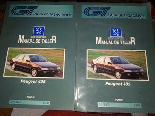 Manual taller peugeot 405