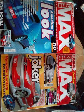 Revistas tunning automax