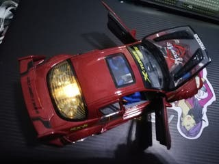 Maqueta Mazda RX-8 escala 1:24