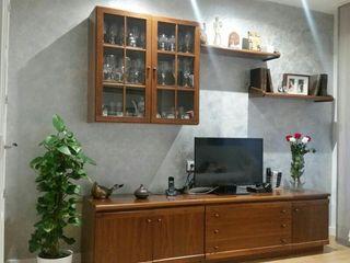 Conjunto muebles salón + dormitorio