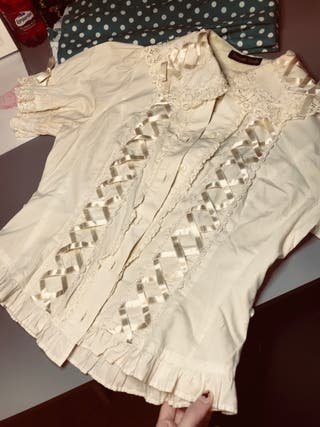 Camisa lolita Innocent World