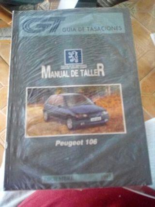 Manual reparacion peugeot 106