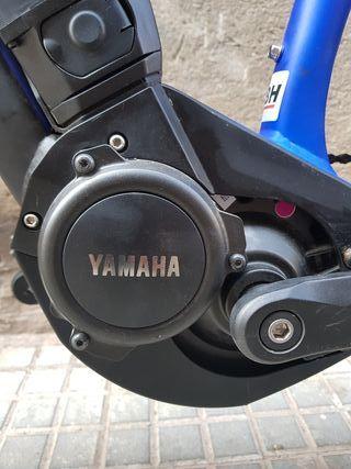 "Bicicleta eléctrica BH Rebel Lite 29"" Motor Yamaha"