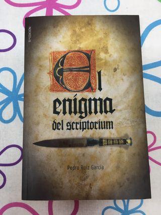 Libro Enigma. Árula