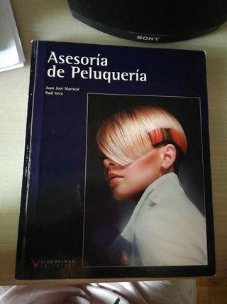 libro asesoria de peluqueria