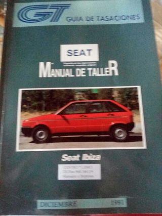 Manual de taller seat ibiza
