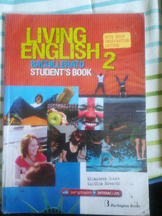 Libro de inglés 2 bachillerato
