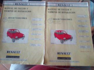 Manual taller renault r5