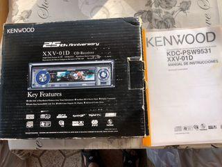 KENWOOD XXV-01D
