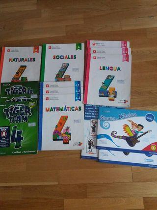 libros primarias