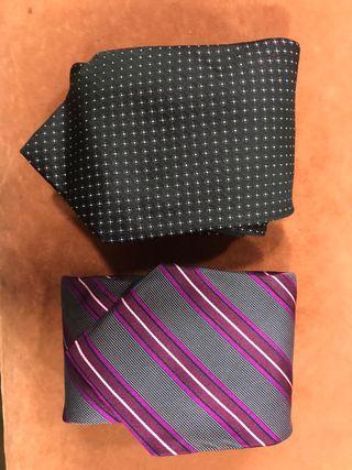 Pack de 18 corbatas solo 42 €
