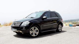 Mercedes-Benz ML 350 CDI 4Motion 300hp