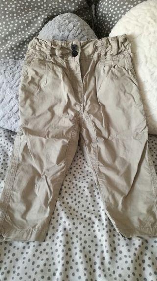 Pantalones niña 2-3 años