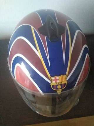 casco fcb