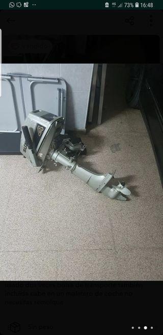 motor fuera borda 4cv