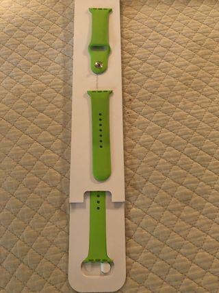 Correa Apple watch 38 mm