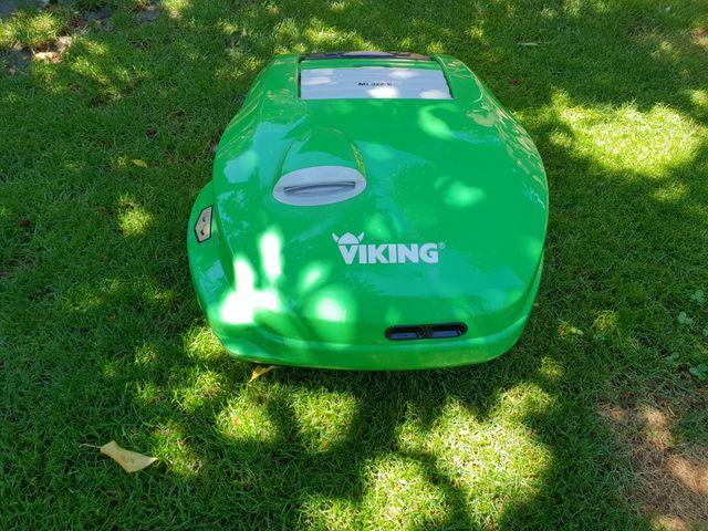 Robot cortacesped viking