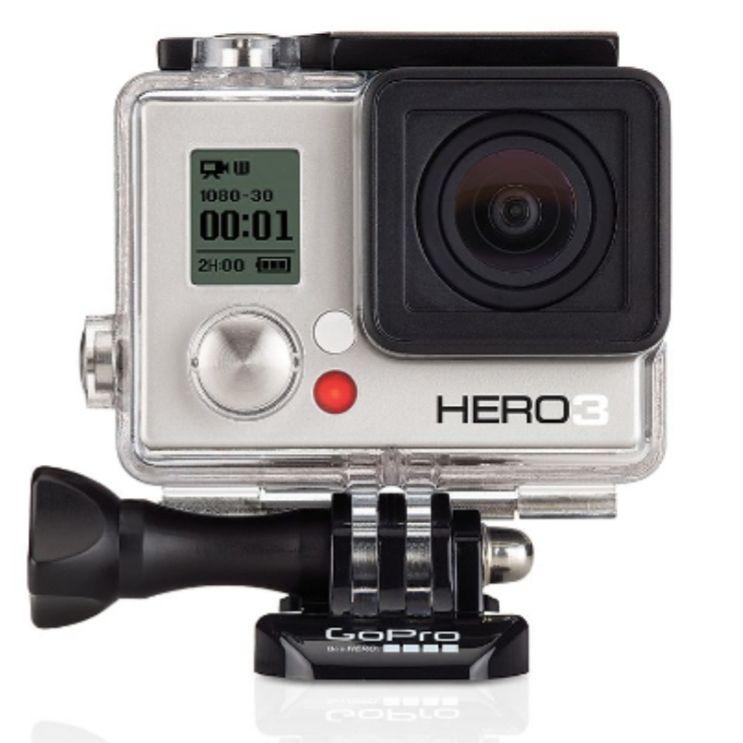 Gopro Hero3 White - Jerez de la Frontera - Se vende Gopro Hero3 White por falta de uso. - Jerez de la Frontera