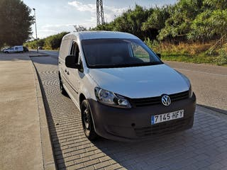 Volkswagen Caddy maxi furgón 2.0 tdi