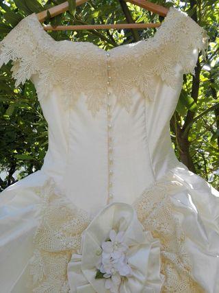 Vestido de novia Cymbeline Paris