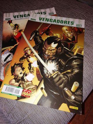 """Cómics """"Ultimate Vengadores"""""""