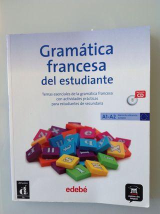 Libro gramática francesa