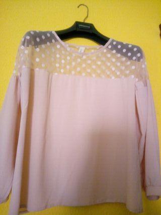 blusa fresquita talla m l