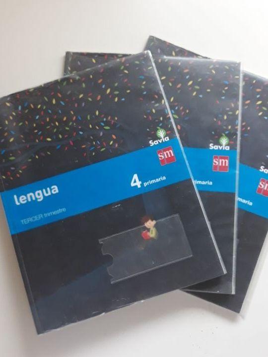Libros cuarto primaria Lengua de segunda mano por 12 € en Murcia en ...