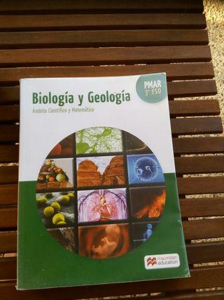 libro Biologia y Geologia 3 pmar