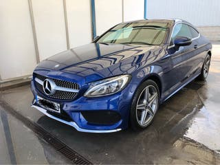 Mercedes-Benz Clase C coupe 2017