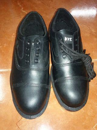 calzado de seguridad n40